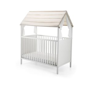 Stokke Home Bed Roof Natural